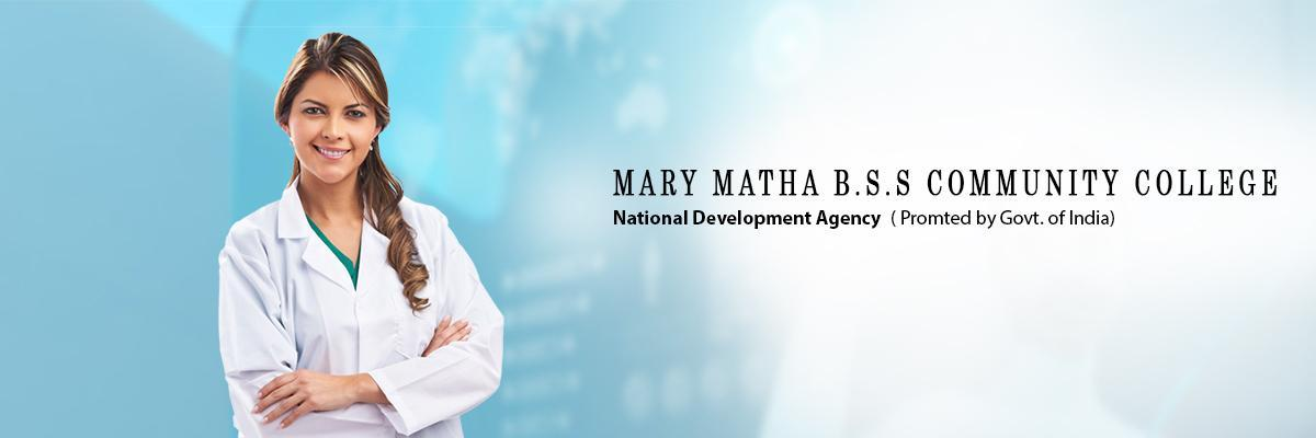 Mary Matha BSS Community Development Kothamangalam