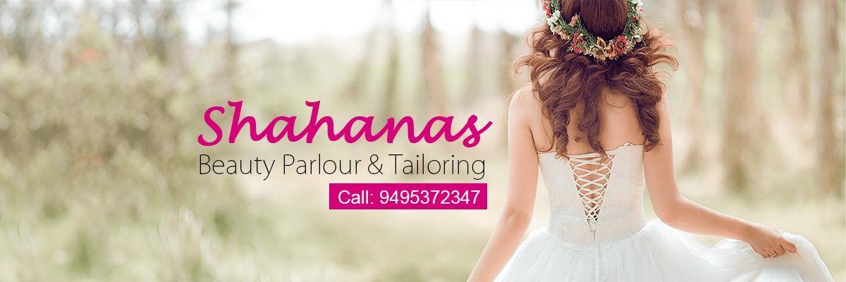 Shahanas Beauty Parlour & Tailoring Adivad