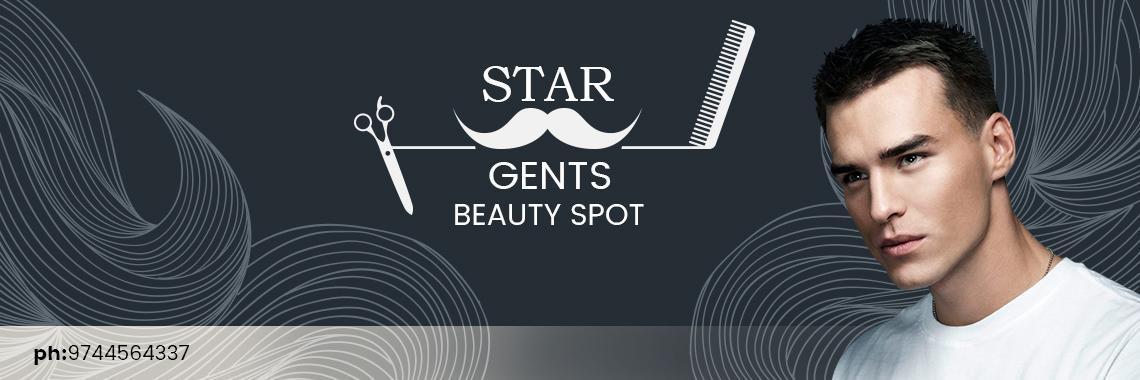 Star Gents Beauty Parlour Perumbavoor