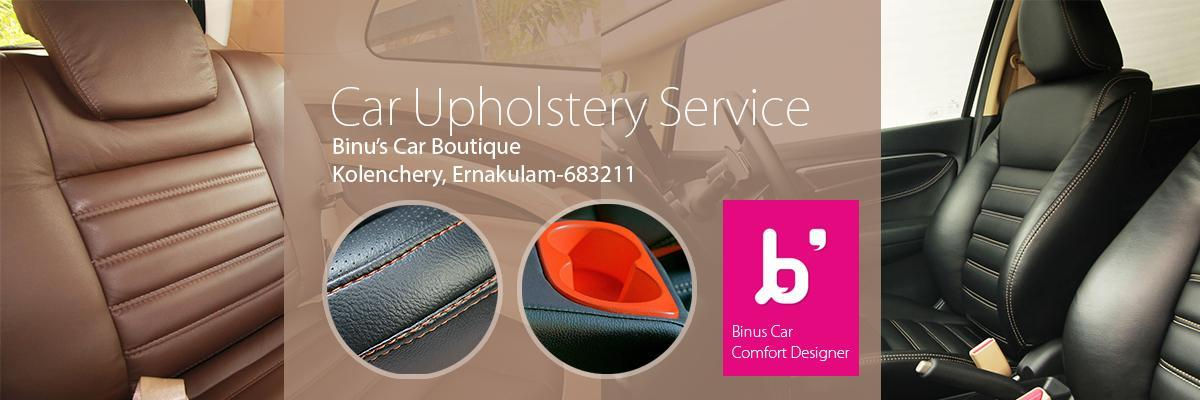 Binus Car Boutique Kothamangalam