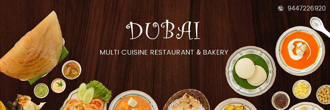 DUBAI MULTI CUISINE RESTAURANT Kadamattom