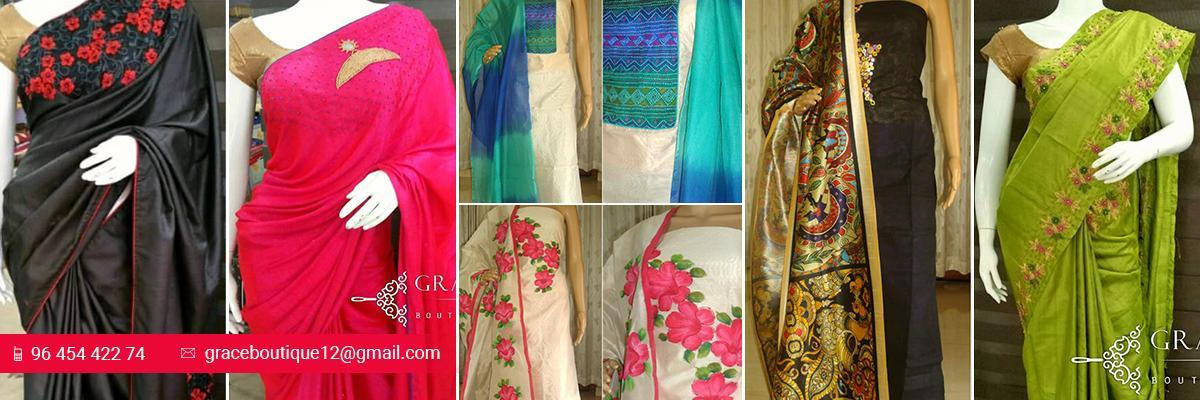 GRACE BOUTIQUE Angamaly