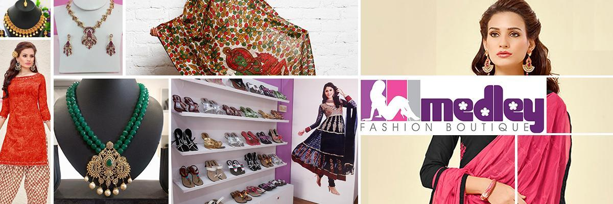 Medley Fashion Boutique Changanassery