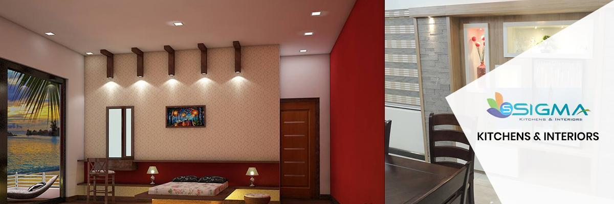 Sigma Kitchen & Interiors Thodupuzha