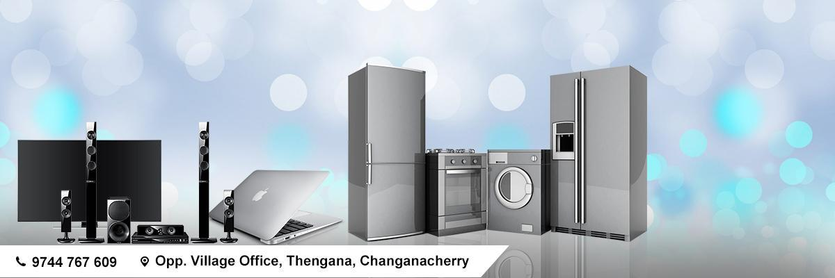 SM Home Appliances Changanassery