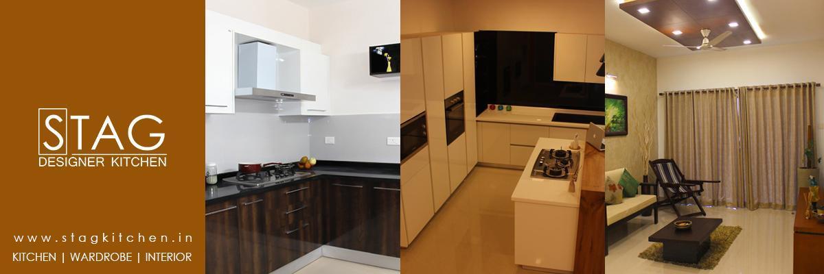 Stag Designer Kitchen Angamaly