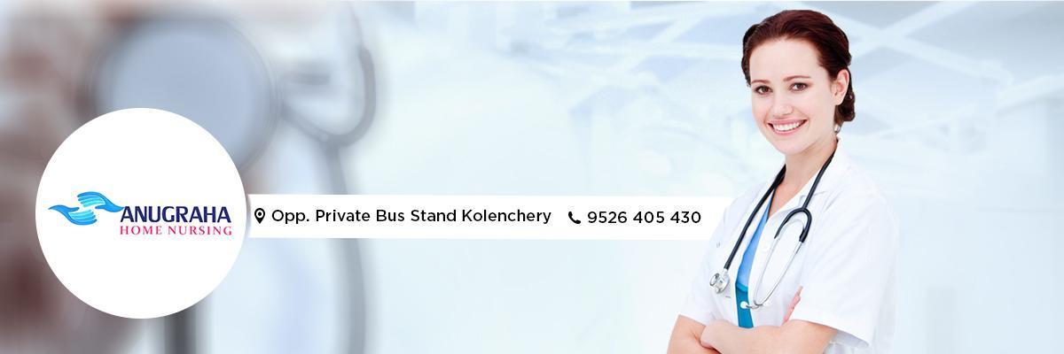 Anugraha Home Nursing Kolenchery