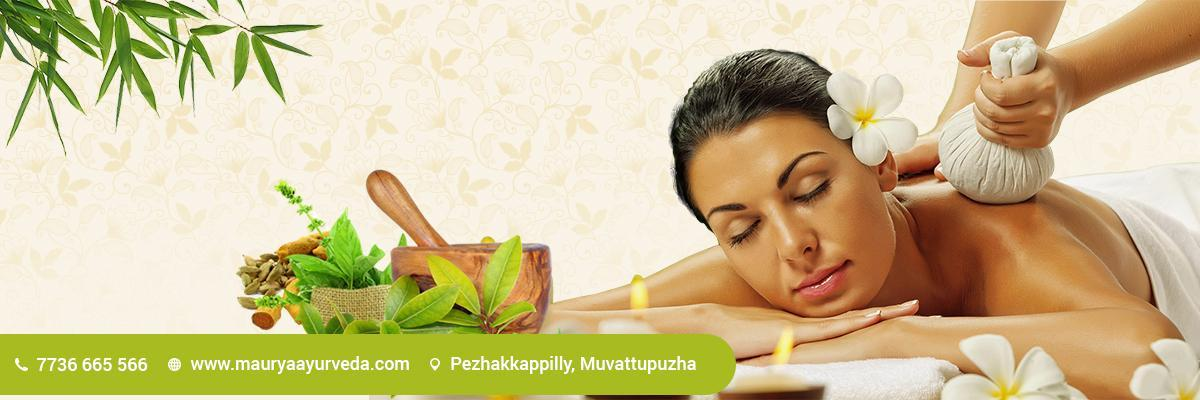 Maurya Centre for Ayurveda Neuro & Ortho Rehabilitation Muvattupuzha