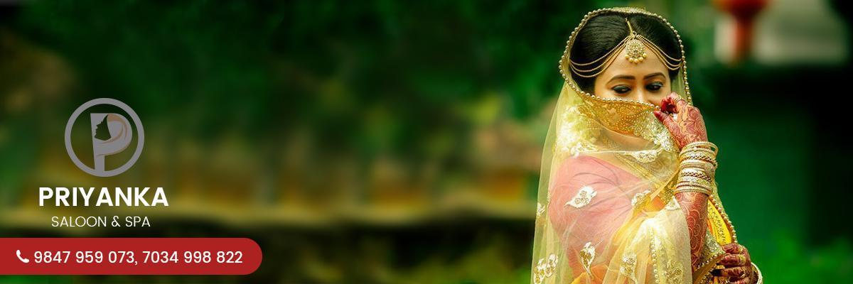 Priyanka Saloon & Spa Perumbavoor