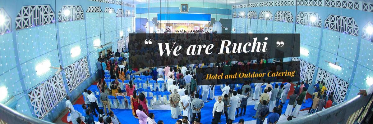 RUCHI OUTDOOR CATERERS Kothamangalam