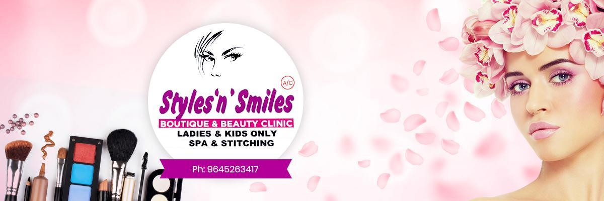 Styles 'n' Smiles Boutique & Beauty Clinic Kakkanad