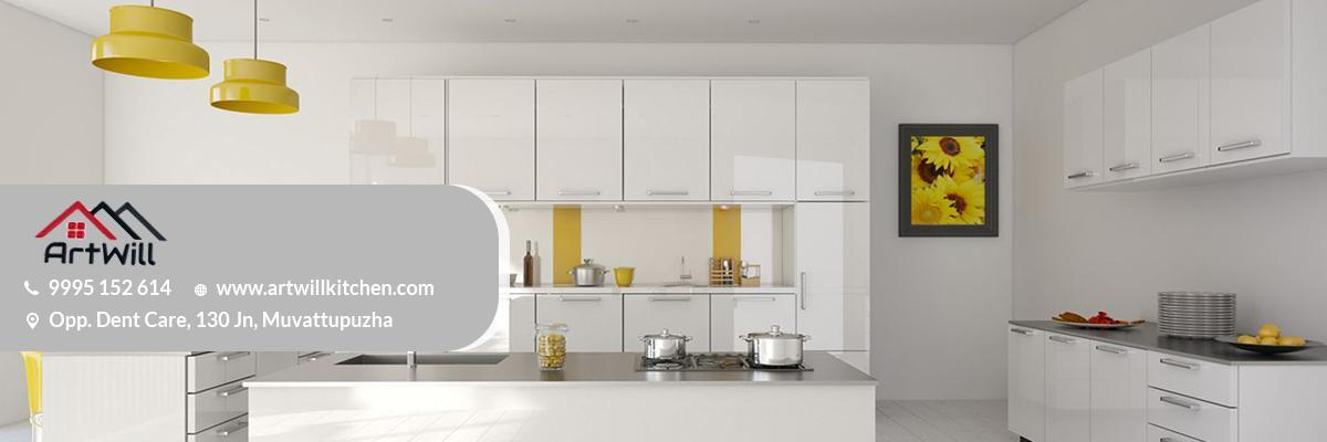 Artwill Modular Kitchen & Interiors Muvattupuzha