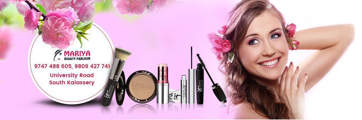 Mariya Beauty Parlour Kalamassery