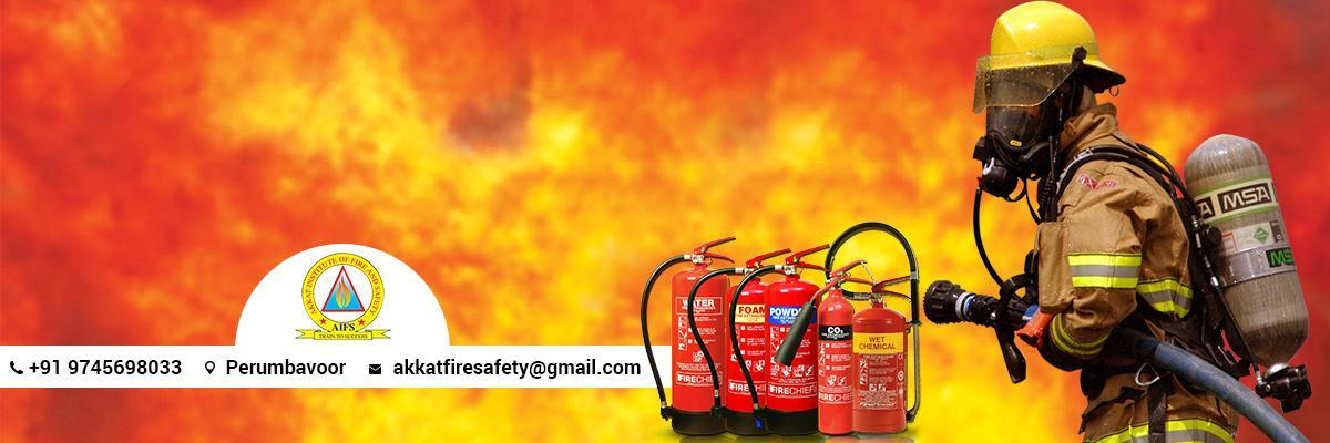 AKKAT INSTITUTE OF FIRE AND SAFETY Perumbavoor
