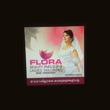 Flora Beauty Parlour in Kothamangalam, Ernakulam