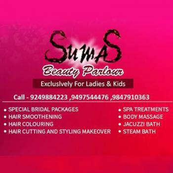 SUMAS Beauty Parlour in Thrissur