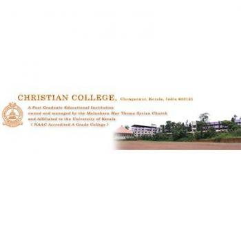 Christian College in Chengannur, Alappuzha