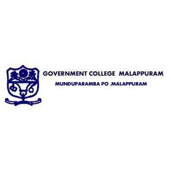 Government College Malappuram in Malappuram