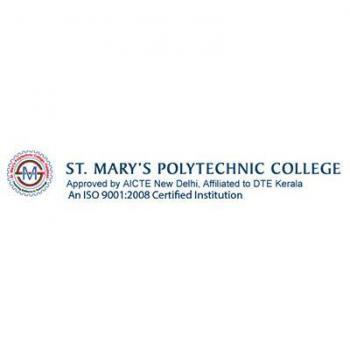 St. Mary's Polytechnic College in Vadakkencherry, Palakkad