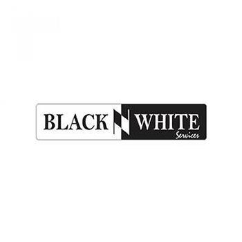 Black And White Laundry Services