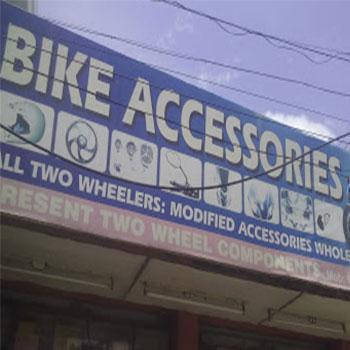 Bike Accessories Shop in Kollam