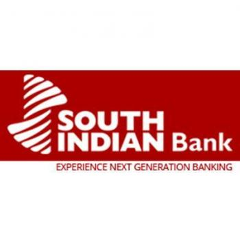 South Indian Bank in Muvattupuzha, Ernakulam