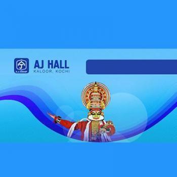 AJ Hall in Kaloor, Ernakulam