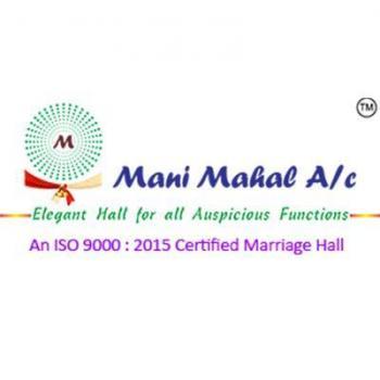 Mani Mahal in Coimbatore