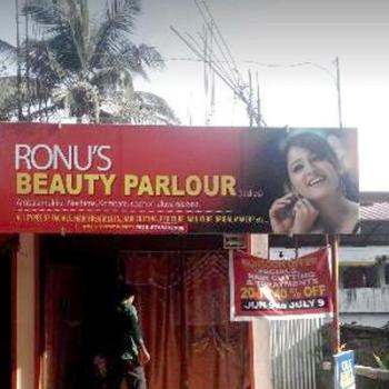 Ronu's Beauty Parlour in Aluva, Ernakulam