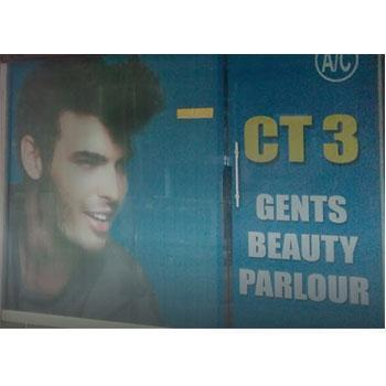 CT3 Gents Beauty Parlour in Kothamangalam, Ernakulam