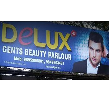 New Deluxe Gents Beauty Parlour in Perumbavoor, Ernakulam