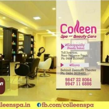 Colleen Spa & Beauty Care in Edappally, Ernakulam