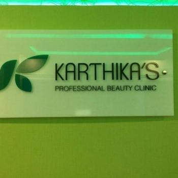Karthikas Professional Beauty Clinic in Ernakulam