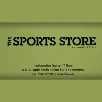 Sports Store in Kolenchery, Ernakulam