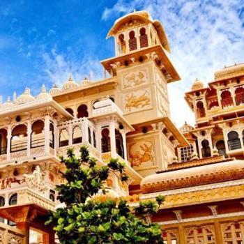 Chunda Palace in Udaipur, Vidisha