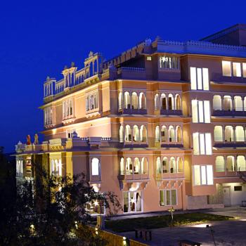 Hotel Fateh Niwas in Udaipur, Vidisha