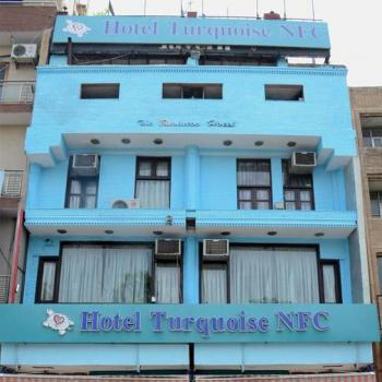 Hotel Turquoise NFC in Delhi