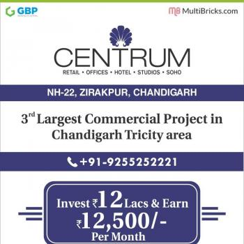 GBP CENTRUM in Mohali