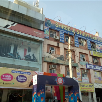 Manama-Hero Showroom in Udaipur, Vidisha
