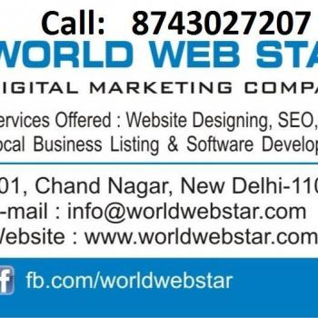 World Web Star in new delhi