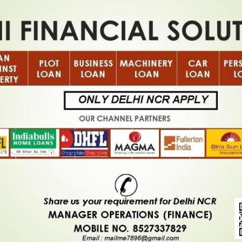 DELHI FINANCIAL SOLUTIONS in Delhi