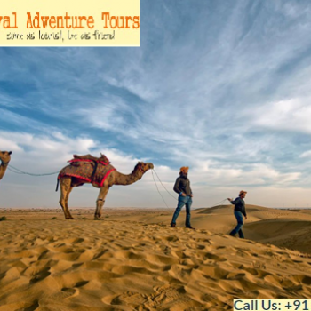 Royal Adventure Tour Packages in Jaisalmer