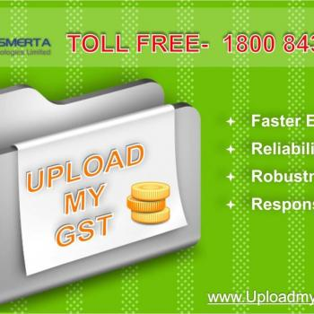 Upload My GST in Gurgaon, Gurugram