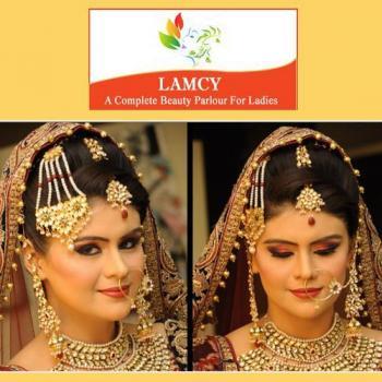 Lamcy Beauty Parlour in Kottayam
