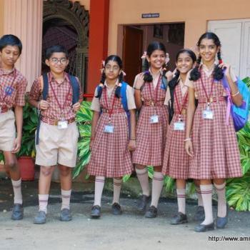 Amrita Vidyalayam-CBSE in Thiruvalla, Pathanamthitta