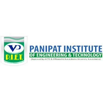 PIET  Panipat Institute of Engineering & Technology