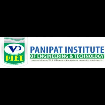 PIET  Panipat Institute of Engineering & Technology in Panipat