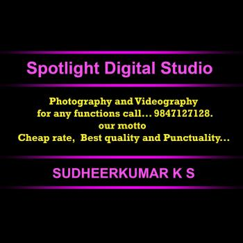 Spotlight Digital Studio in Ernakulam