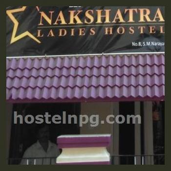 Nakshathra Womans Hostel in Thrissur