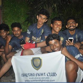 Spartans fight club in Ernakulam